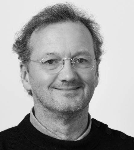 Portrait Peter Mégel