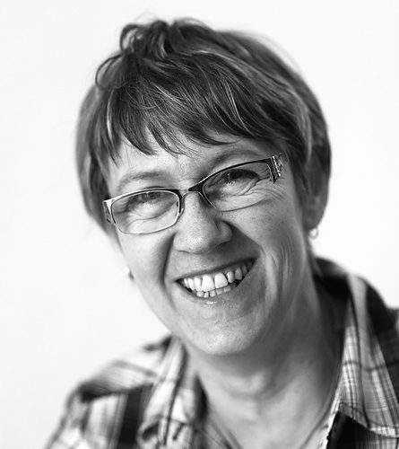 Portrait Dagmar Krapf